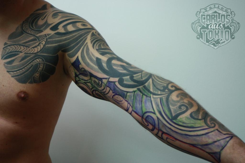 maori tribal tattoo04