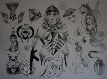 seven sins tattoo4