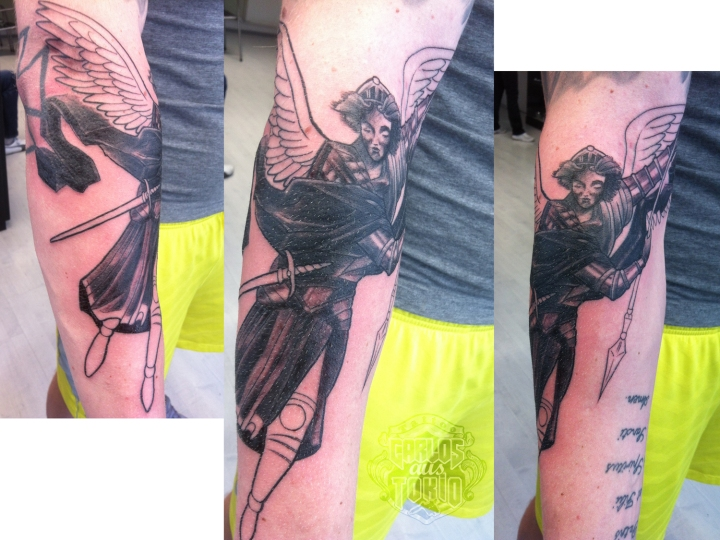 archangel tattoo3