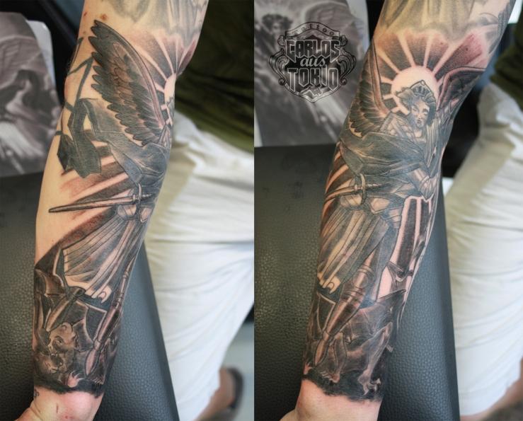 archangel tattoo4