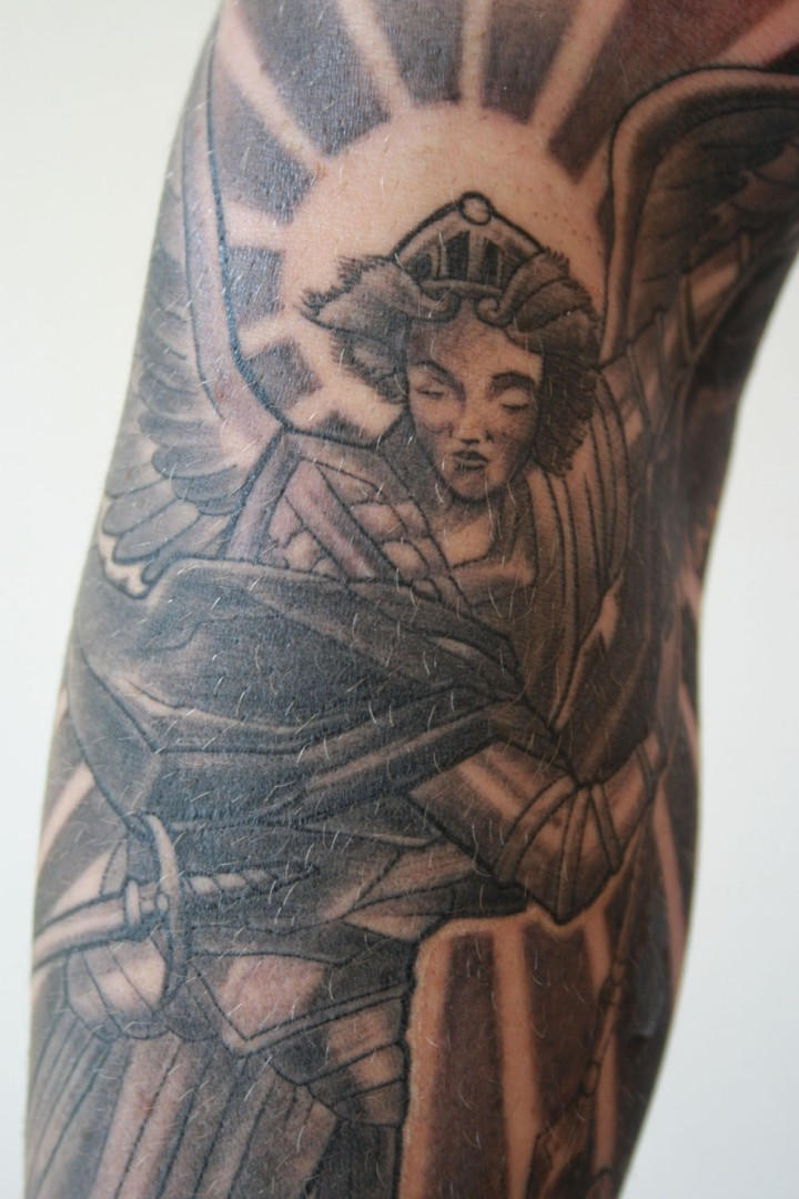 archangel tattoo5