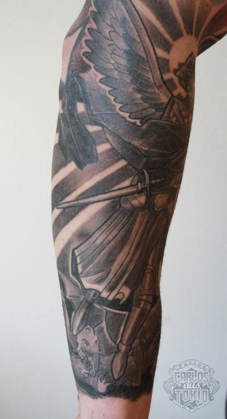 archangel tattoo6