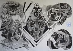 four elements tattoo4