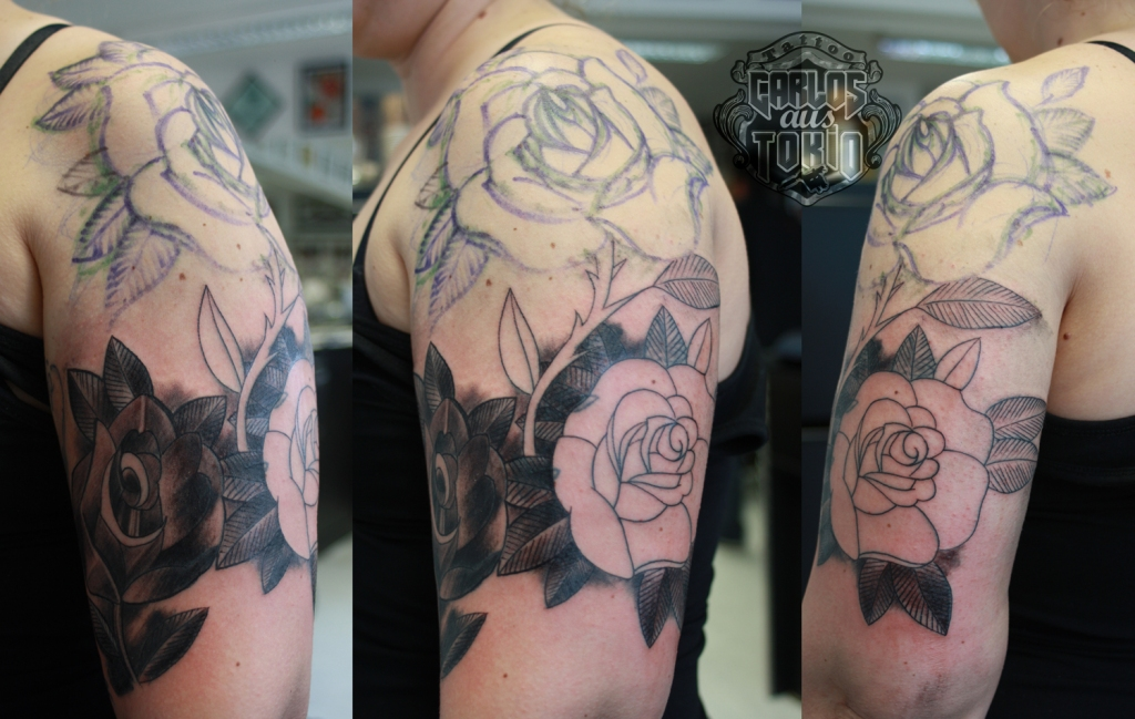 rose tattoo2