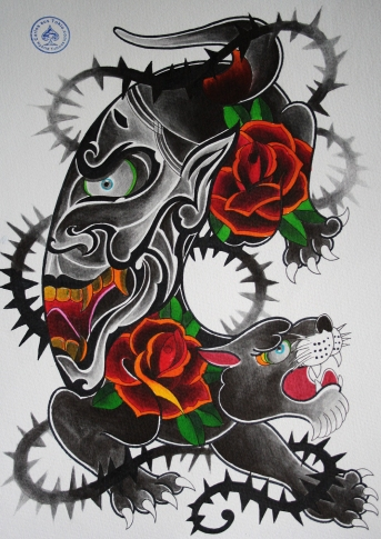 cologne carlos aus tokio tattoo city 1