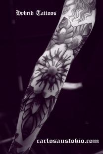 ornamental tattoo cologne carlos city 1