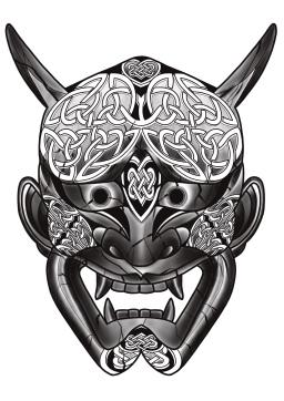 Hannya Tattoo Carlos aus Tokyo Cologne 2
